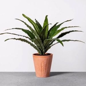Hearth & Hand Accents - COPY - Hearth & Hand Faux Potted Plant
